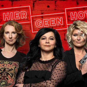 Ellen Dikker, Dianne Liesker & Hanneke Drenth