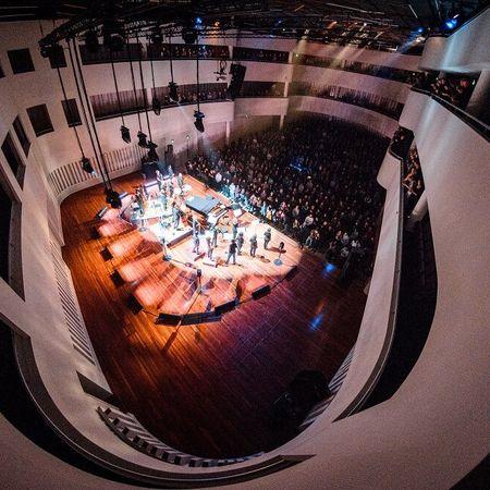concertzaal 25 jaar